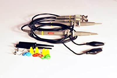 200MHz Oscilloscope Probes P6200 (Set of 2)