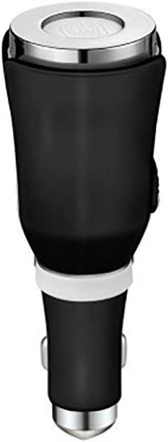 Qyhss Auto Aroma Diffuser Autoluftbefeuchter Luftbefeuchter Luftreiniger Mit Usb Ladegerät Mini Tragbare Ultraschall Aromatherapie ätherisches Öl Diffusor Sicher Leise Für Auto Büro Küche Haushalt
