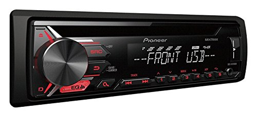 PIONEER AM FM CD USB 50X4 REMOTE