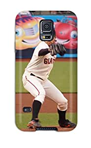 8315956K979250581 san francisco giants MLB Sports & Colleges best Samsung Galaxy S5 cases