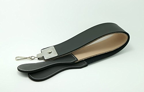 Hanging Leather Razor Strop Knives Scissors Tools 10 Oz Top Grain Cowhide (1) - New Fromm Edge