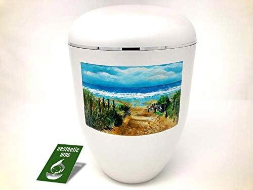 Aesthetic Urns Urna de Cenizas Biodegradable para Cenizas de ...