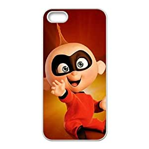 iPhone 4 4s Cell Phone Case White Incredibles Phone Case Cover Durable Customized CZOIEQWMXN19235