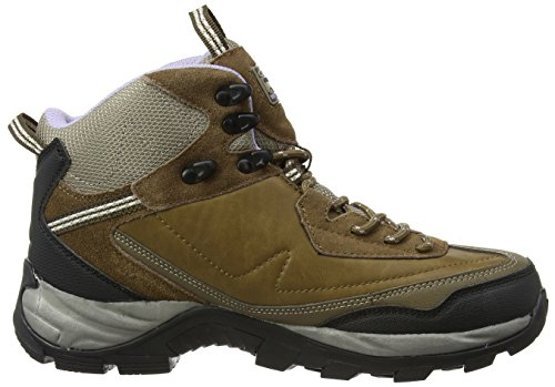 76f5e3882df chic Gola Osborn Brown Womens Hiking Walking Boots - asisc.ir