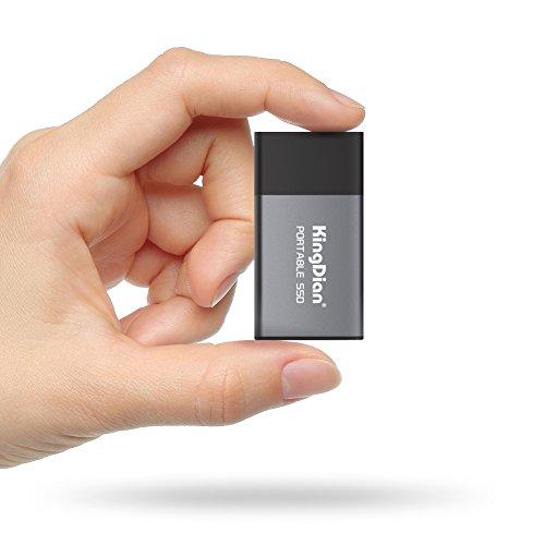 KingDian 120gb 240gb External SSD USB 3.0 Portable Solid State Drive (P10 240GB) by KingDian (Image #7)