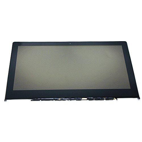 (LCDOLED Compatible 13.3 inch LTN133YL01-L01 QHD+ IPS LED LCD Display Touch Screen Digitizer Assembly + Bezel for Lenovo Ideapad Yoga 2 Pro 20266 59428028 59428029 59428032 59428034 59428042)