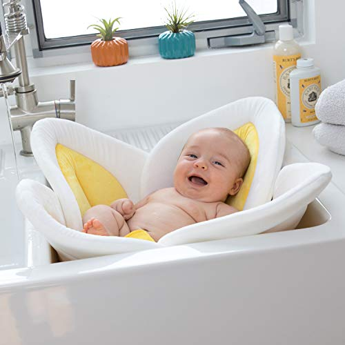 Blooming Bath Lotus - Baby Bath (Yellow)