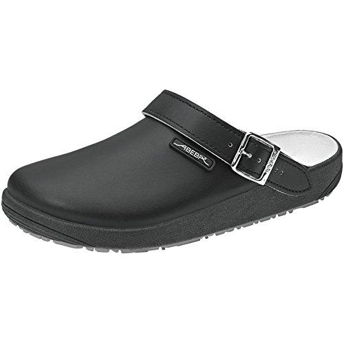 Abeba - Calzado de Protección para Hombre Negro Negro 39 EU