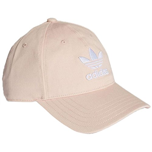 Pink Blush Casquette Adidas white Mixte Trefoil PaxIn