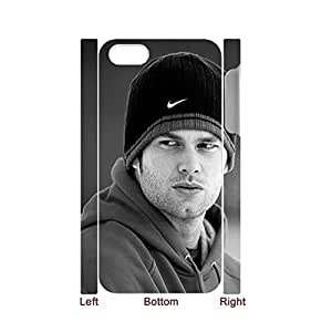 With Tom Brady For Iphone 5S Apple Hipster Phone Case For Man Choose Design 1-5