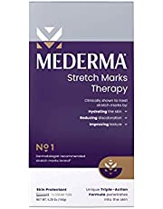 Mederma Stretch Marks Therapy, Hydrates to Help Prevent Stretch Marks