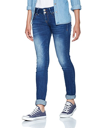 LTB Jeans Molly, Jeans Femme Blau (Heal Wash 50356)