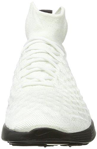 Nike Lunar Magista Ii Fk Fc Gymschoenen Ivoor (wit / Zwart / Zwart)