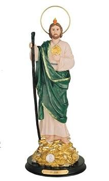 18 Inch Statue Estatua San Judas Tadeo Saint St Jude Santo Catholic Money