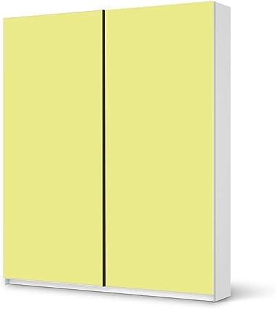 Papel de muebles para armario IKEA PAX 236 cm Altura - puerta corrediza | Pegatinas de muebles