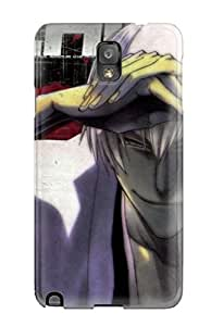 For Galaxy Note 3 Tpu Phone Case Cover(bleach)