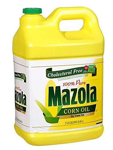 Mazola Corn Oil - 2.5 Gallon jug by mazola