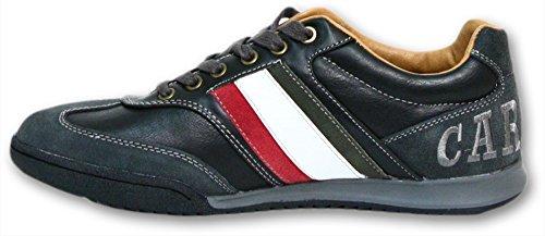 Carrera - Zapatillas de tenis de cuero para hombre negro negro 41   Amazon.es  Zapatos y complementos 8ee34840b60