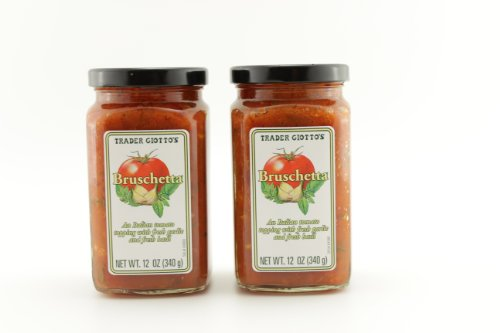 (Trader Giotto's Bruschetta (pk of 2-12oz))