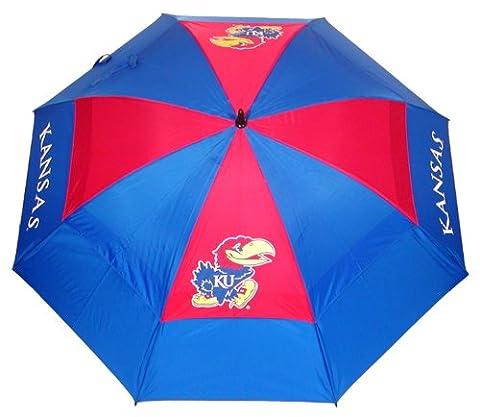 NCAA Kansas Jayhawks Golf Umbrella - Team Golf Golf Umbrella