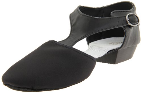 Pictures of Dance Class Women's TS101 T-Strap Black 11 M US 1