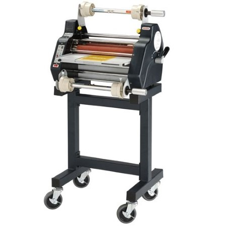 (Tamerica VERSALAM 1300S Heavy Duty High Production Roll Laminator with 3