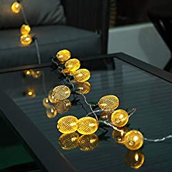 iLoving Pineapple String Lights, Outdoor Hanging String Lights for Hawaiian Luau Tropical Theme Party Festival Decorations, Bedroom Gazebo Pergola Step Patio Lights