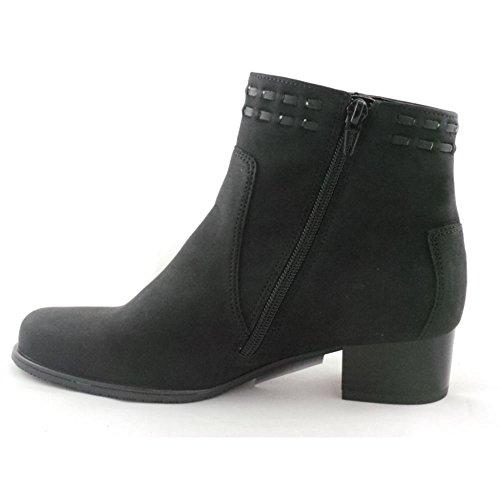 Jenny - Botas para mujer negro negro