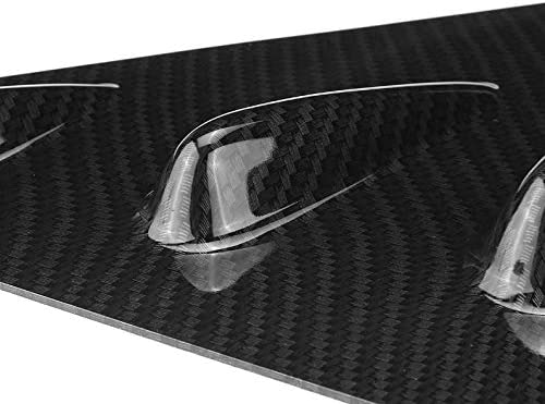 Wooya Carbon Fiber Look Front Window Car Crankcase Vent Valve For 2015-2018 Subaru Wrx Sti