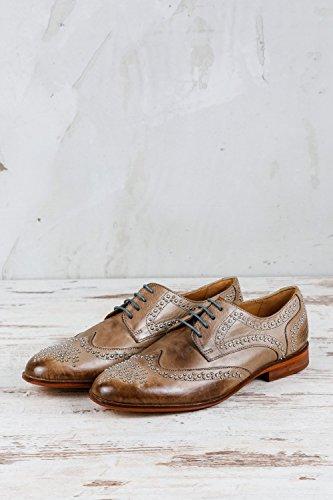 Lisa MH Marr Piel of Cordones para MH16 amp; Shoes Hand Made de Mujer de Zapatos Class 028 Hamilton Melvin EwqBRU