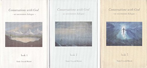 Conversations with God : An Uncommon Dialogue, Books 1-3 (Complete Set)