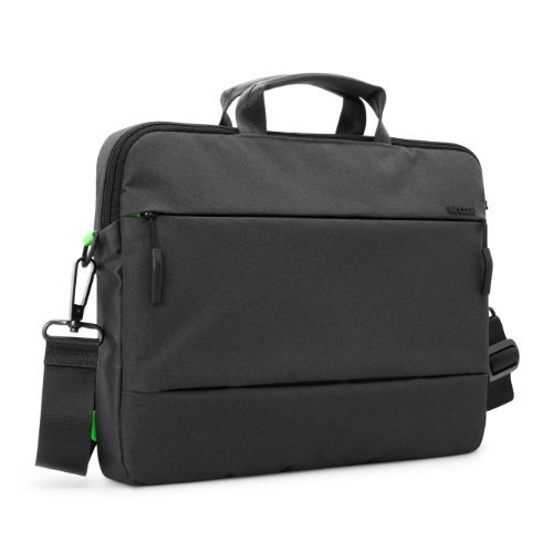 "Price comparison product image Incase Men's CITY 13"" Briefcase,  Black,  One Size"