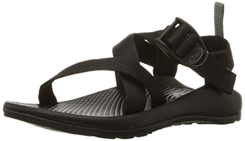 Chaco Z1 Ecotread Dress Sandal (Toddler/Little Kid/Big Kid),Black,5 M US Big Kid