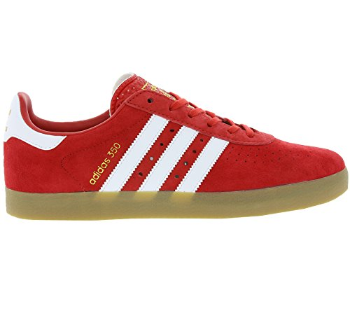 Adidas Mens 350 Suede Trainers Rojo Gran venta de Manchester Obtener Obtener para comprar en venta Precio bajo de salida PA54aAf6