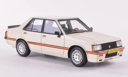 Mitsubishi Lancer EX 2000 Turbo PWO, light beige, 1980, Model Car, Ready