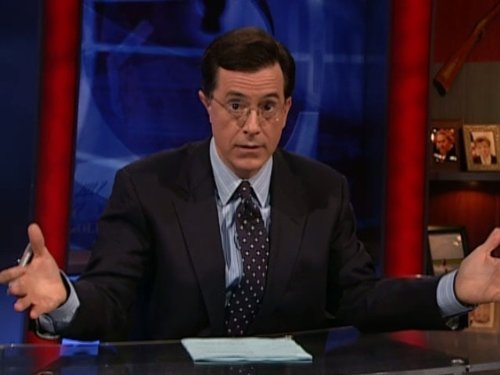 The Colbert Report 10/20/08