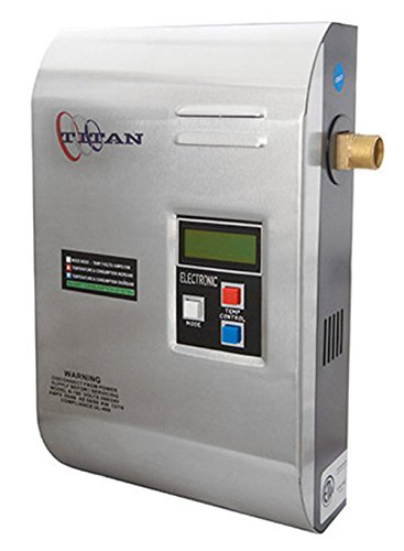 Titan Tankless N-160 Water Heater - Newest Digital 2018 Model