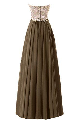 Missdressy - Vestido - para mujer marrón