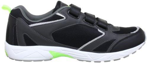 Lico Marvin V 120077 - Zapatos para correr para hombre Gris (Anthrazit/schwarz/lemon)
