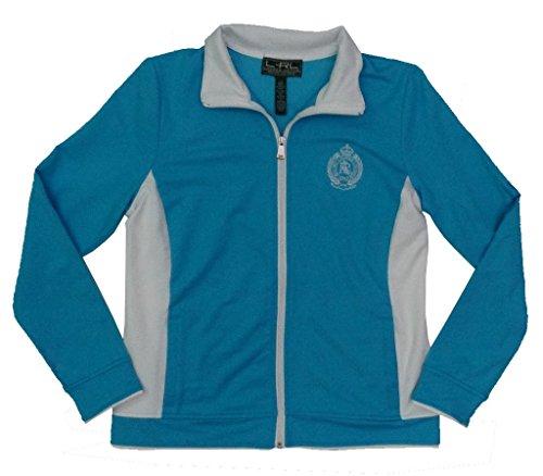 Lauren Active Ralph Lauren Full Zip Jacket Large Blue