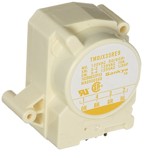 General Electric WR9X560 Refrigerator Defrost - Control Timer Defrost Refrigerator Ge