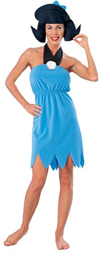 [The Flintstone's Betty Rubble Costume] (Wilma Flintstone And Betty Rubble Costumes)