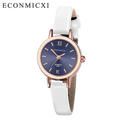 Women Wrist Watch Leather Band Analog Quartz Waterproof Round Watches Fashion Watches 2019 (I, Free size) (Best Guitar Amp Sim 2019)