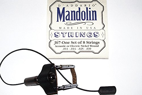 LR Baggs RADIUS: 101441 Mandolin Pick Up with Side Mount
