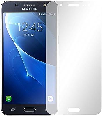 Slabo 2 x Protector de Pantalla para Samsung Galaxy J5 (2016) SM ...