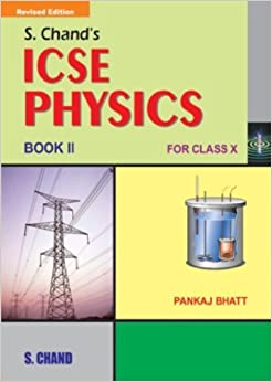 ICSE Physics For Class X price comparison at Flipkart, Amazon, Crossword, Uread, Bookadda, Landmark, Homeshop18