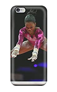 Awesome Design Gabby Douglas Gymnastics Hard Case Cover For Iphone 6 Plus by lolosakes