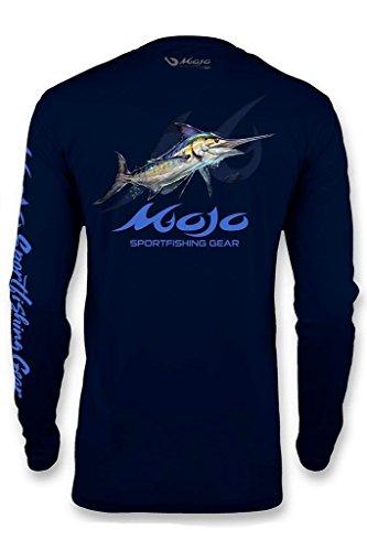 Mojo Sportswear Company Performance Fish - Marlin ()
