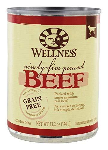 95% Beef Dog Food - Wellness, Dog Food Beef 95, 13.2 Ounce