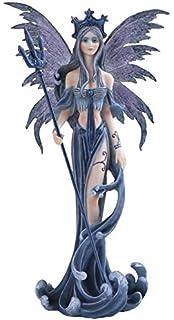 Blue Sleeping Celestial Fairy Collectible Figurine Decoration Statue GSC StealStreet SS-G-91471